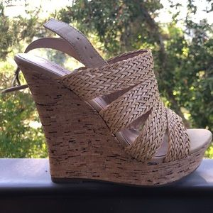 Wedge De Blossom Collection sandals 7